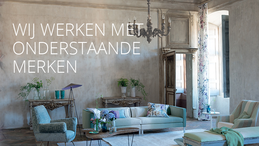 Merken | AL Interieur & Styling